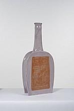 Bruno Gambone (né en 1936) Vase Céramique Piece unique Date de création : entre 1969 et 1979 H 72 x L 30 x P 11 cm Très...