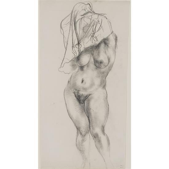 *George Grosz (1893-1959)Sans titre, 1940