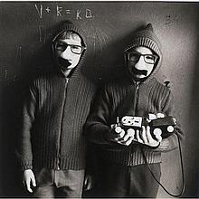 Gintaras BALIONIS (né en 1957) Twins, années 1980
