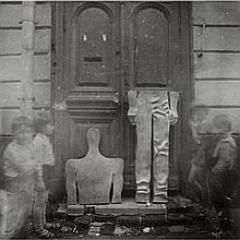 Iouri BABITCH (né en 1957) Sans titre, Moscou, c. 1985