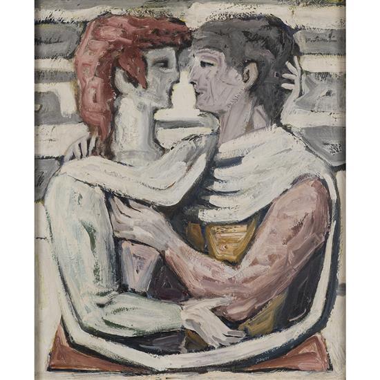 Gio Ponti (1891-1979)Sans titre, vers 1959