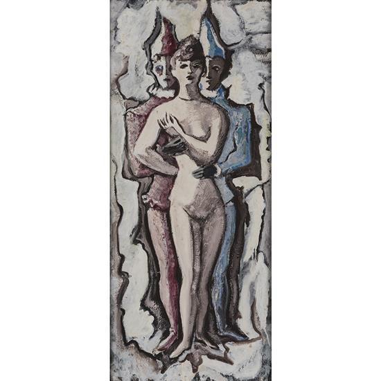 Gio Ponti (1891-1979)La Venere dei pagliacci, 1959