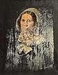 École française du XIXe siècle Portrait de femme