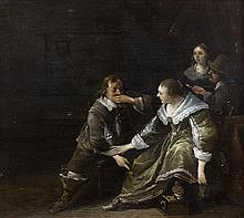 Anthonie PALAMEDESZ (Delft 1601-Amsterdam 1673)