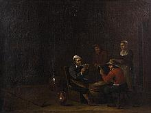 Egbert van HEEMSKERCK (Haarlem 1634-Londres 1704)