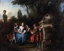 Nicolas LANCRET (Paris 1690-1743)