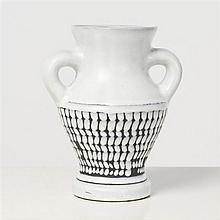 Roger Capron (1922-2006) Vase Céramique émaillée Signé, cachet Vallauris Date de