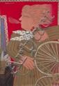 Alecos FASSIANOS L'Homme à la bicyclette, 2005