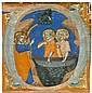 Florence, attribuée à  Pacino di Bonaguida,  premier tiers du XIVe siècle