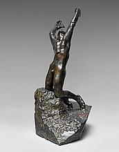 Auguste RODIN (1840-1917) L'enfant prodigue, grand modèle