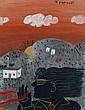 Alecos FASSIANOS (né en 1935) Sans titre, c. 1995
