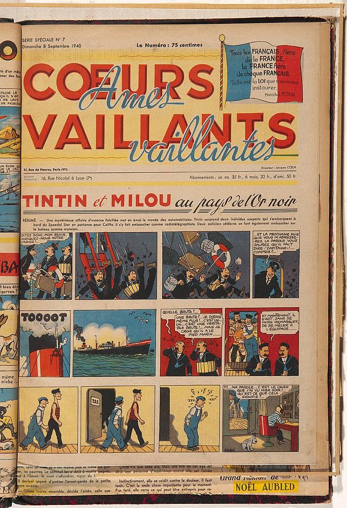 Coeurs Vaillants /