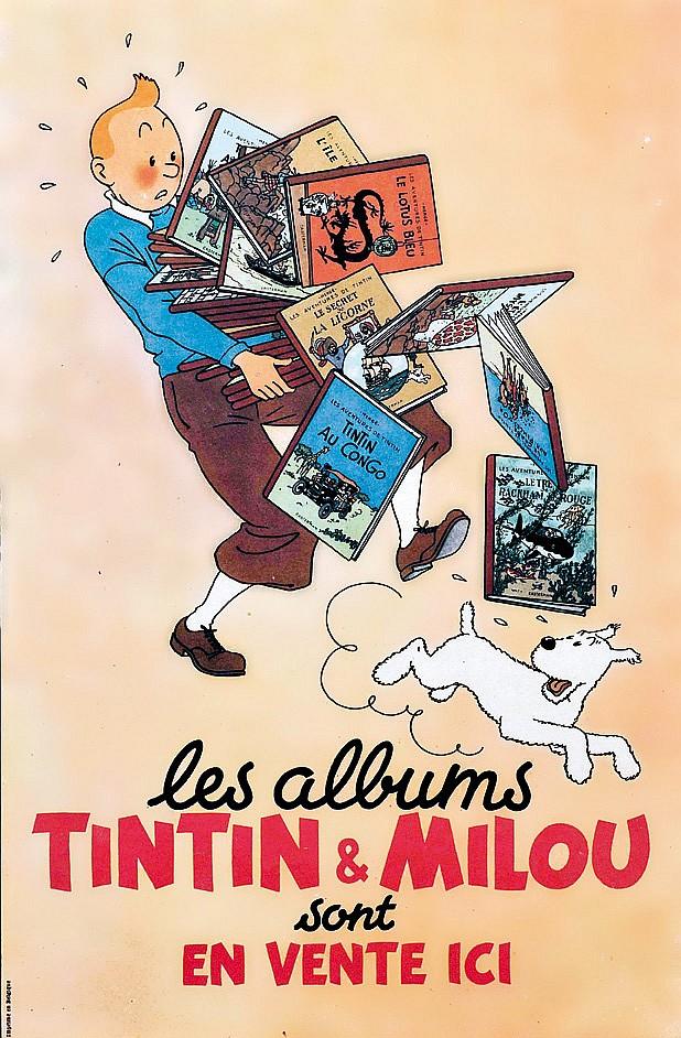 Rare affiche publicitaire