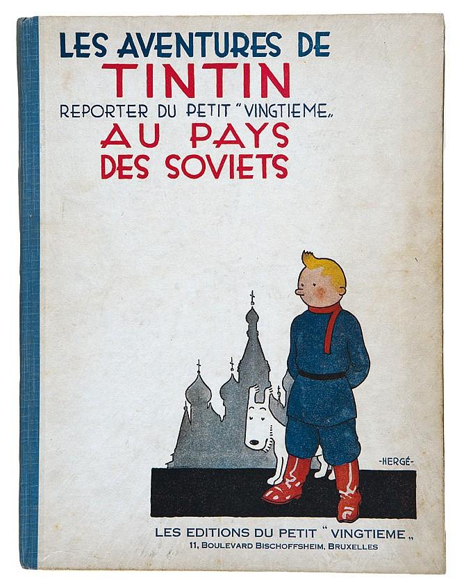 Les Aventures de Tintin