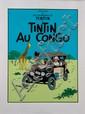 Coffret de sérigraphies Tintin
