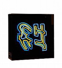 Chryssa Vardea-Mavromichali CHRYSSA (1933 - 2013) Neon Box, 2003