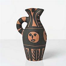 Pablo Picasso (1881-1973)Yan bandeau noir