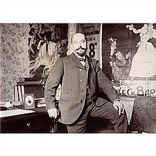 Alfred CAPUS (Aix-en-Provence, 1857 - Neuilly-sur-Seine, 1922) Journaliste et dramaturge, c. 1900-1910