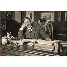 Maurice DONNAY (Paris, 1859 - Paris, 1945) Auteur dramatique, le 2 novembre 1897