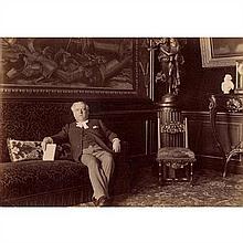 Charles FLOQUET (Saint-Jean-Pied-de-Port, 1828 - Paris, 1896) Avocat et homme politique, le 2 juin 1892