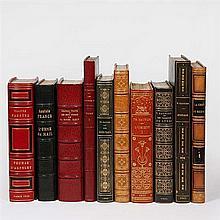 Théophile GAUTIER, Charles de LAUNAY, MERY et Jules SANDEAU. La Croix de Berny. Paris, Pétion, 1846. 2 volumes in-8, demi-veau Laval...