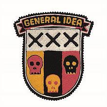 General Idea10 écussons, circa 1980