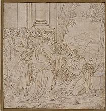 Attribué à Camillo PROCACCINI (Circa 1555-1629)