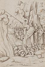 Entourage de Dirk CRABETH (actif vers 1539, mort en 1574)