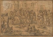 Entourage de Marcantonio BASSETTI (1588-1630)
