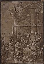 Entourage de Cesare ROSSETTI (actif vers 1593-Mort en 1623 ou 1644)