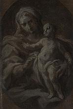 Attribué à ELISABETTA SIRANI (Bologne 1638-1663)