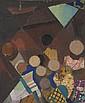 Alfred RETH (1884-1966) Nus