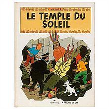 Album Pop-HopLe Temple du Soleil