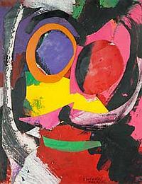 Jorge P. CASTAÑO (1932-2009) Composition, 1965