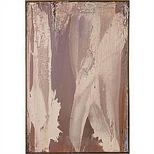 Olivier Debré (1920-1999)Signe ocre rose, 1970