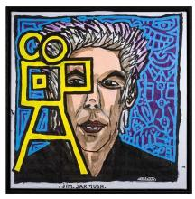 Robert Combas (né en 1957)Jim Jarmusch, 2007