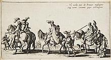 Jacques Callot (1592-1635)  Les Bohémiens