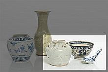 *CHINE - Époque MING (1368-1644) et XIXe siècle