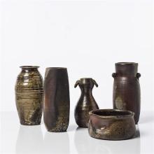 Earth, hand and fire, céramiques 1950 - 1980 , en partenariat avec et chez MERCI