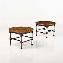 Josef Frank (1885-1967)Paire de tables d'appoint