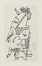 Charles Lapicque (1989-1988) Personnage, 1952