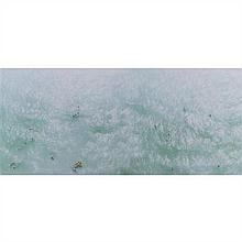 Oliver Kröning & Dennis OrelSans titre n°1Tirage numérique couleur contrecollé sur diasecÉdition à 15 exemplaires80 x 180 cm