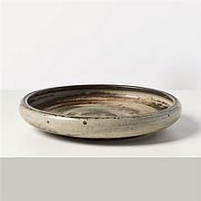 Travail DanoisCoupeGrès émailléEdition Royal CopenhagenH 5 × 25 cm
