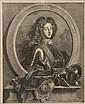 Pierre DREVET (1664-1738) Louis duc de Bourgogne fils du grand dauphin et père de Louis XV