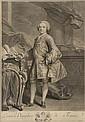 Nicolas de LARMESSIN (1684-1755) Louis Dauphin de France