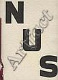 ALBUM DU PREMIER SALON INTERNATIONAL DU NU PHOTOGRAPHIQUE  « La beauté de la femme », Braun & Cie, Paris, 1933 96 planches en héliog...