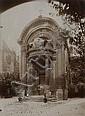 Eugène ATGET (1857-1927) Chapelle des Carmes, Paris, c.1900 Épreuve gélatino-argentique d'époque. Légende et référence « 3967 » à la...
