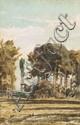 Paul GUIGOU (1834-1871) Paysage