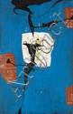 Richard TEXIER (né en 1955) L'Océan, l'Homme et la terre, 1996