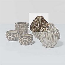 Axel Salto (1889-1961) Grenade Vase Céramique émaillée Edition Royale Copenhagen Signé Salto et numéroté 20897 Date de c...